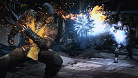 Mortal Kombat X E3 Screenshot Scorpion Sub Zero
