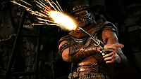 Mortal Kombat X Erron Black X Ray