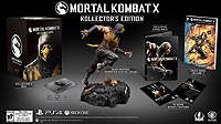 Mortal Kombat X European Kollectors Edition