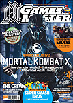 Mortal Kombat X Games Master Cover