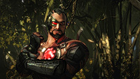 Mortal Kombat X Gamescom Screenshot Kano Closeup