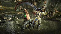 Mortal Kombat X Gamescom Screenshot Kano Vs Raiden 02