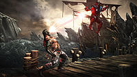 Mortal Kombat X Gamescom Screenshot Kano Vs Sub Zero 02