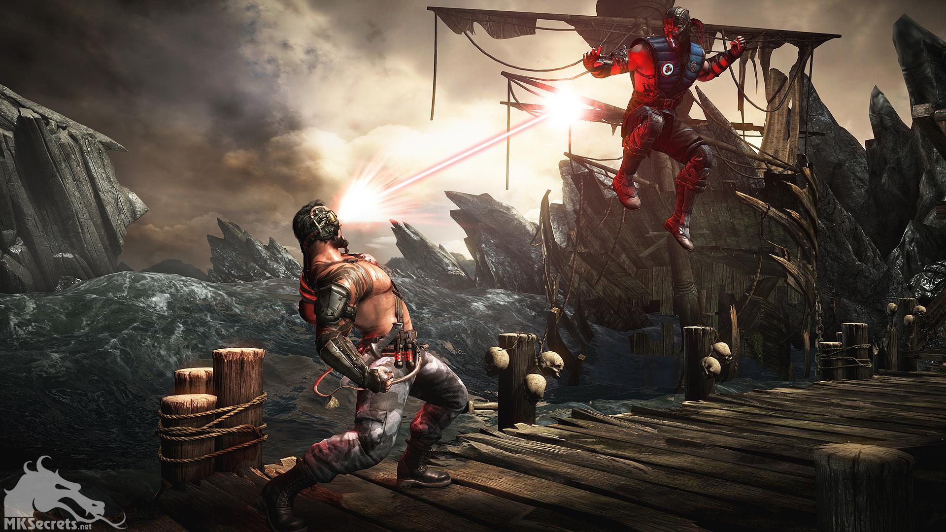 Mortal Kombat X Screenshots - Mortal Kombat Secrets