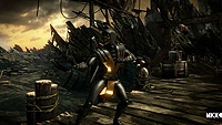 Mortal Kombat X Gold Scorpion Screenshot 01