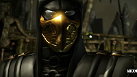 Mortal Kombat X Gold Scorpion Screenshot 02
