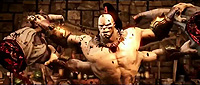 Mortal Kombat X Goro Trailer Intro