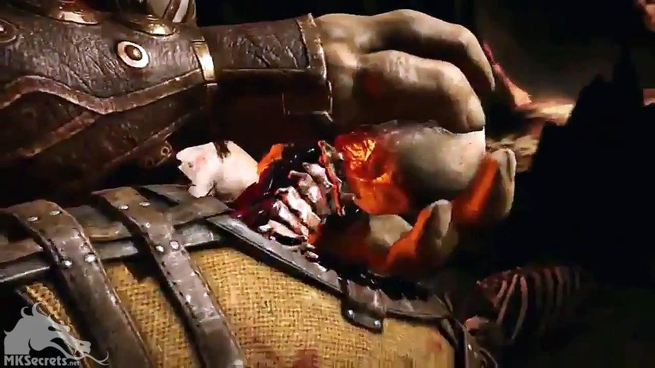 Mortal Kombat X Official Goro Gameplay Trailer • Mortal