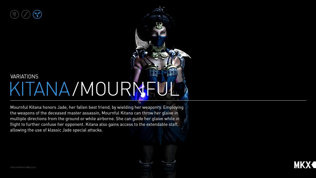 Mortal Kombat X Kitana's Mournful Variation • Mortal ...