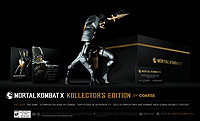 Mortal Kombat X Kollectors Edition