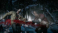 Mortal Kombat X Kombat Pack 2 Leatherface Special Move