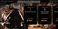 Mortal Kombat X Mobile Gunslinger Erron Black Challenge Screenshot 01