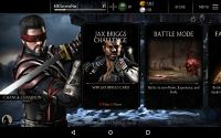 Mortal Kombat X Mobile Heavy Weapons Jax Challenge Screenshot 01