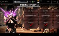 Mortal Kombat X Mobile Piercing Mileena Challenge Screenshot 02