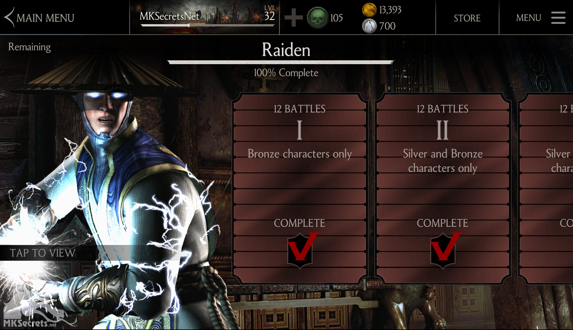 Mortal kombat for android mobile