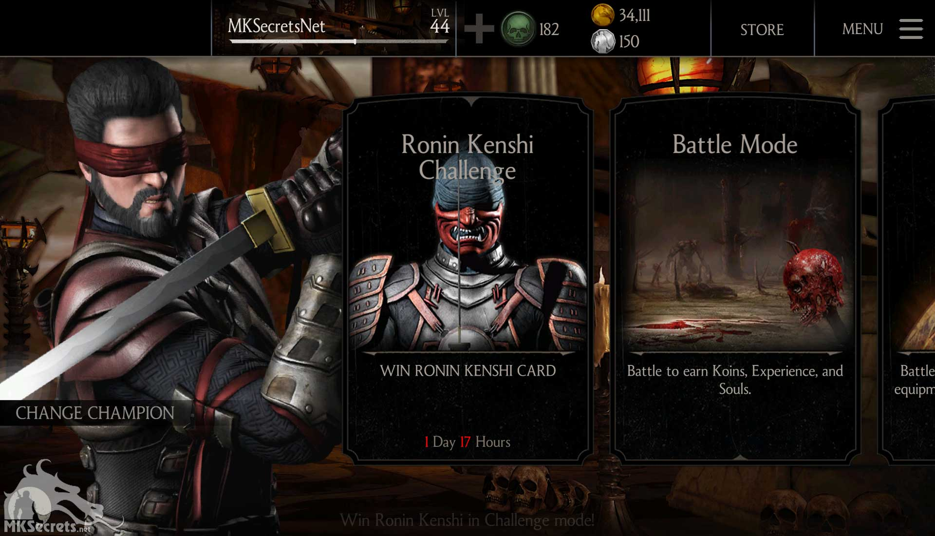 Mortal Kombat Secrets Mortal Kombat X News And Updates