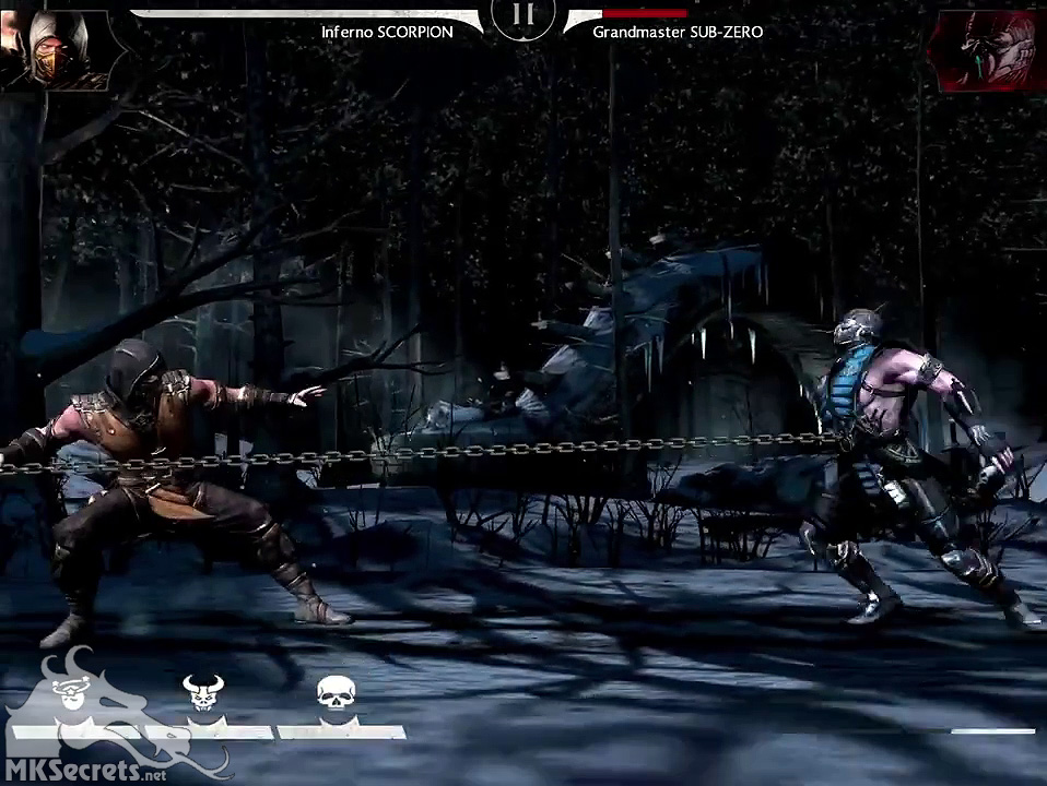 Droidgamers Previews The Mortal Kombat X Mobile Game Mortal