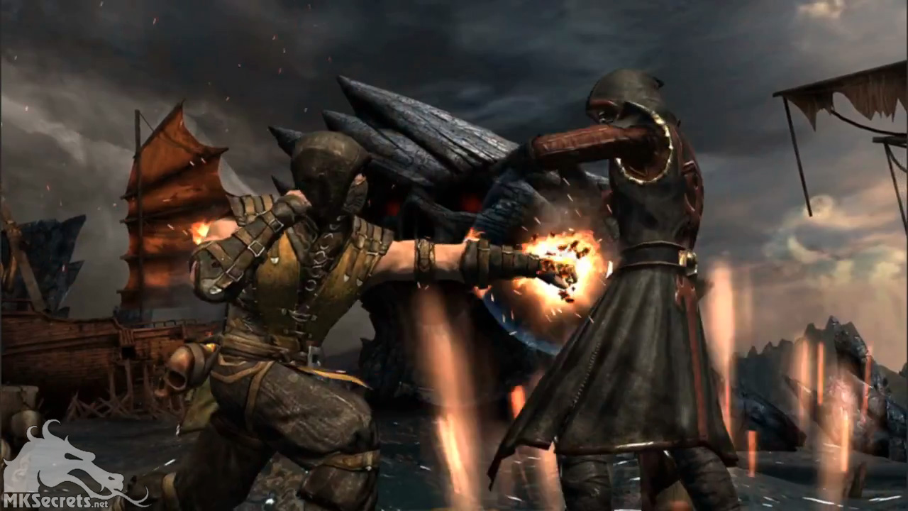 Mortal Kombat X Mobile Announced for iOS and Android