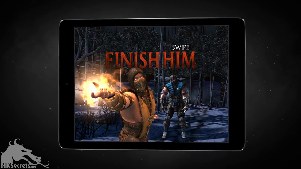 Mortal Kombat X Mobile Announced For Ios And Android Mortal