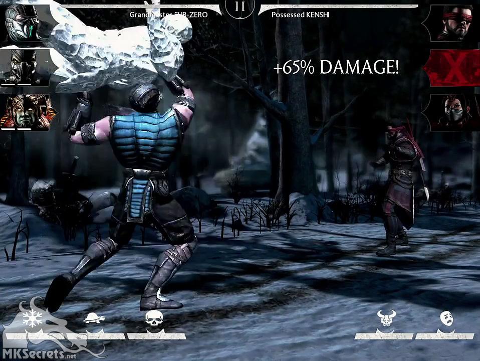 DroidGamers Previews The Mortal Kombat X Mobile Game