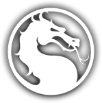 Mortal Kombat X Dragon Logo