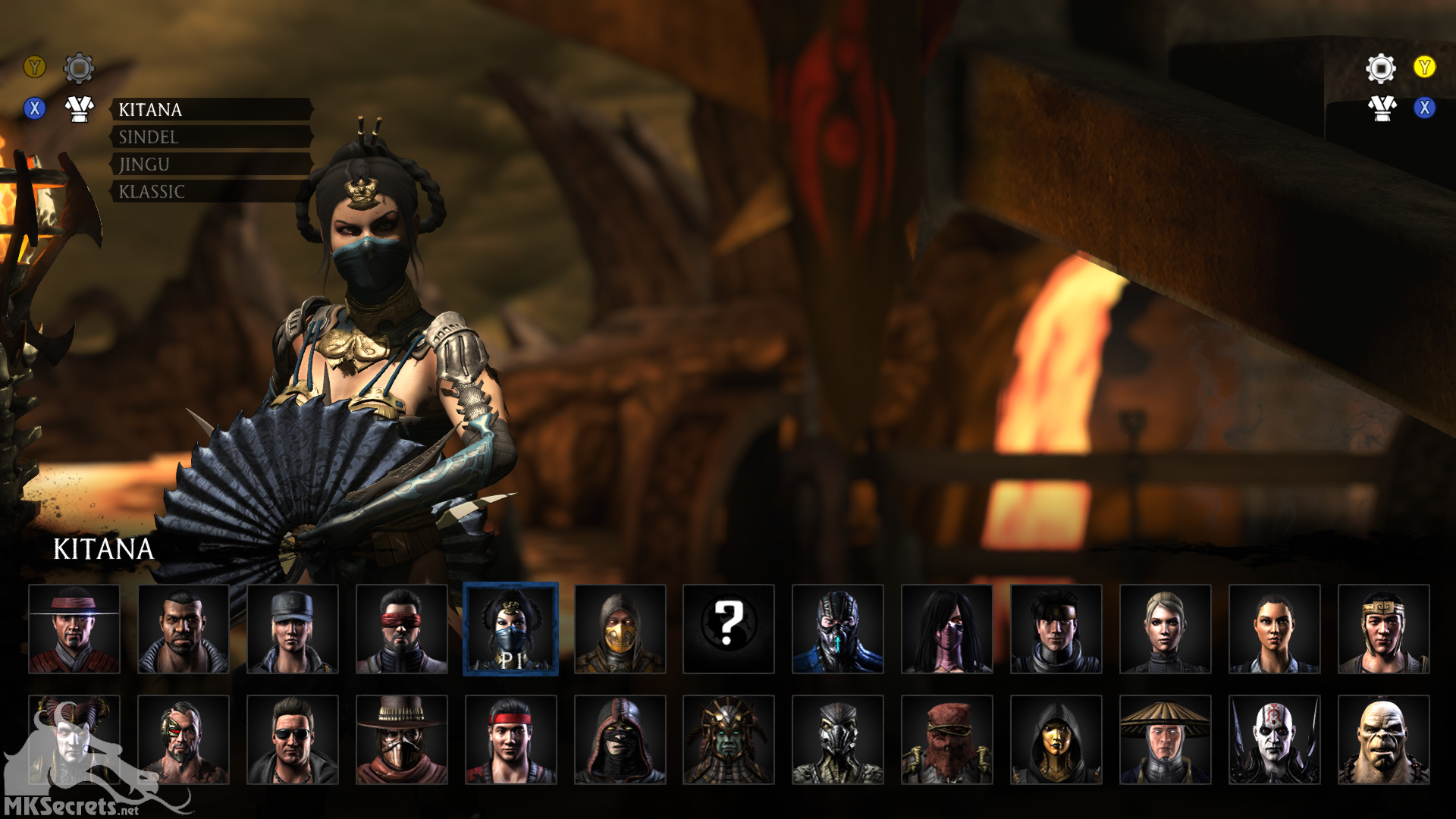 MKX Play As Rain, Baraka, Sindel & Corrupted Shinnok Trainer