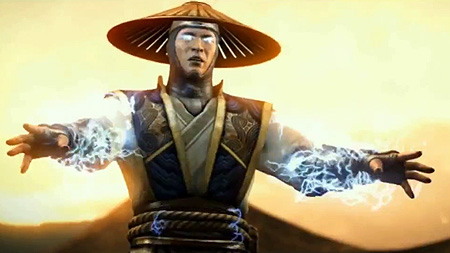 Mortal Kombat X Raiden Revealed