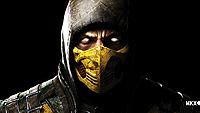 Mortal Kombat X Scorpion Damage Stage 1