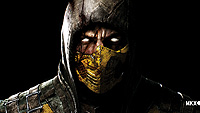 Mortal Kombat X Scorpion Damage Stage 2