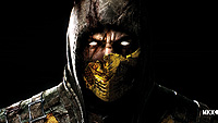Mortal Kombat X Scorpion Damage Stage 3
