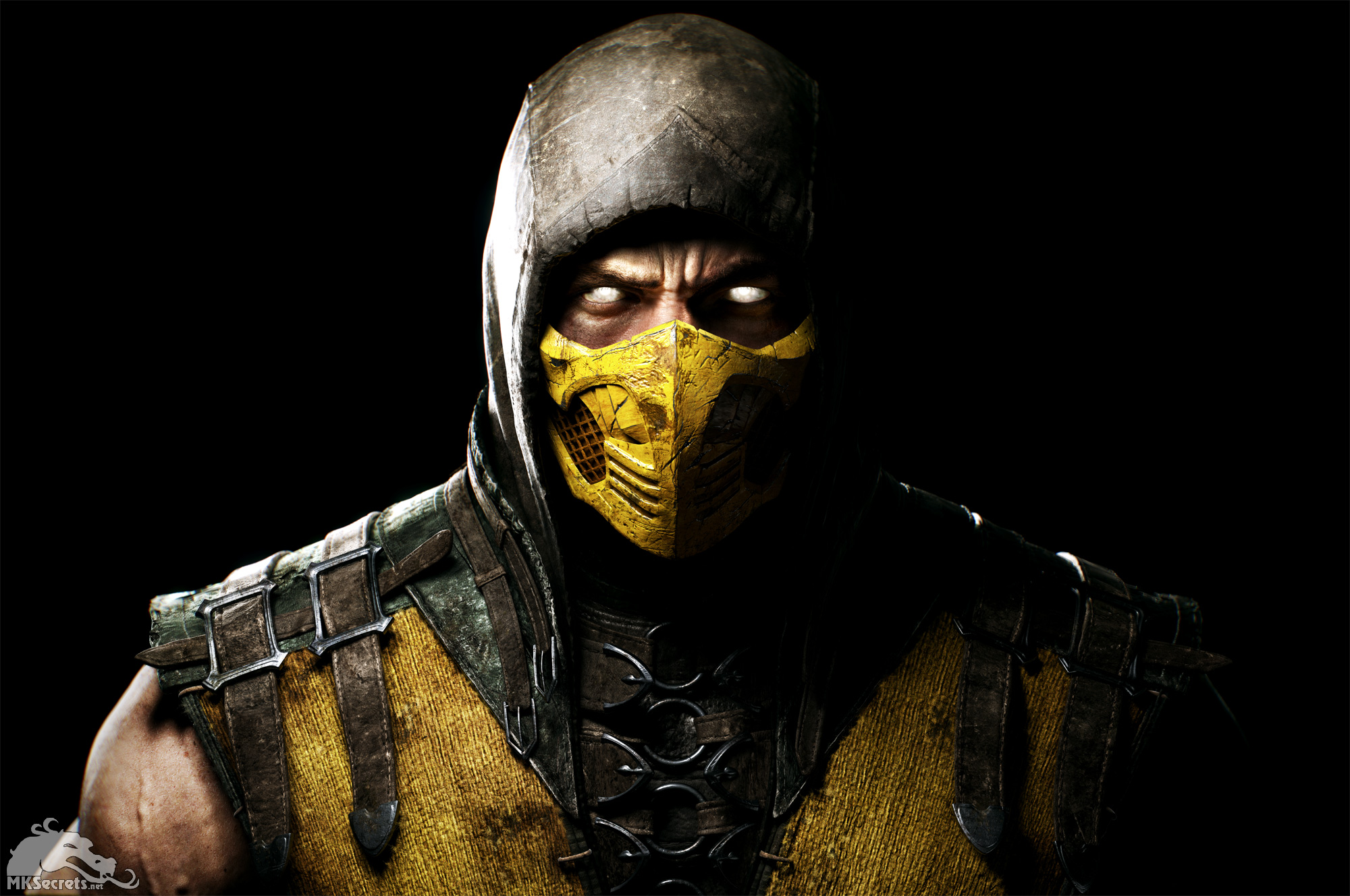 Mortal Kombat X Early Box Artwork, Scorpion Renders and ... - photo#47