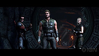 Mortal Kombat X Story Mode Kenshi Johnny Cage And Sonya