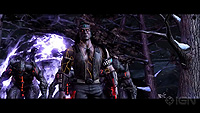 Mortal Kombat X Story Mode Nightwolf