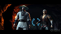 Mortal Kombat X Story Mode Raiden And Fujin