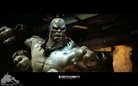 Mortal Kombat X Stream Goro Intro