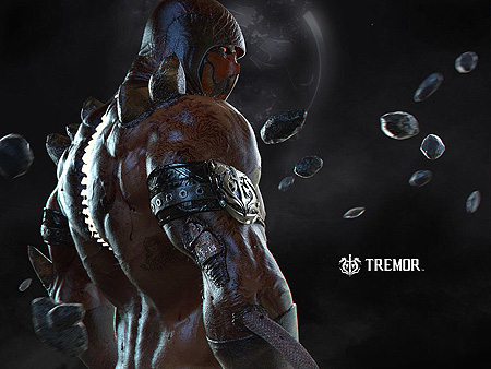 Mortal Kombat X Tremor Petition