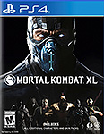 Mortal Kombat Xl Play Station 4 Box Art