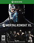 Mortal Kombat Xl Xbox One Box Art