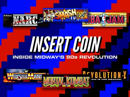 Insert Coin Midways History Kickstarter Campaign