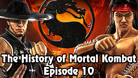 The History Of Mortal Kombat Episode 10 Out Of The Arena