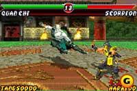 First GameBoy Advance Screenshots: • Mortal Kombat Secrets