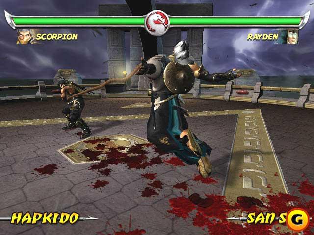 More New Screenshots • Mortal Kombat Secrets