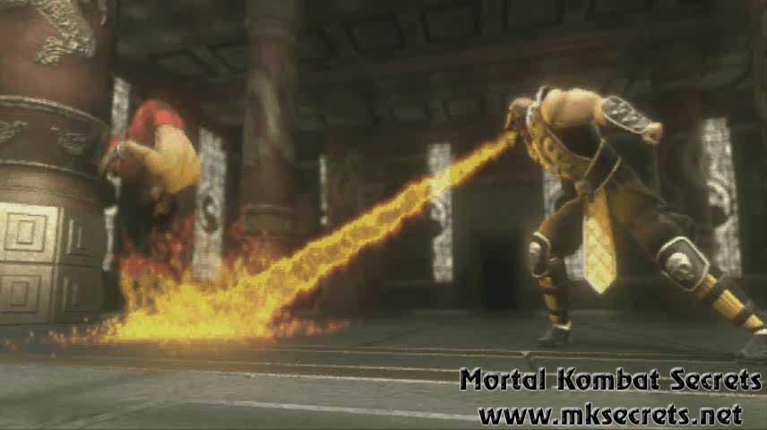 mortal kombat shaolin monks opening