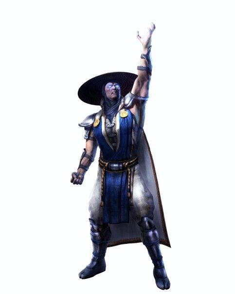 August 2008 Mortal Kombat Secrets