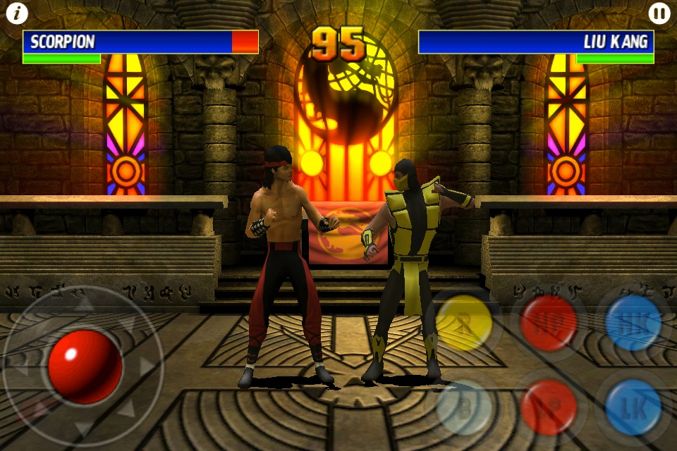 Ultimate Mortal Kombat 3 For IPhone, IPad and IPod Touch