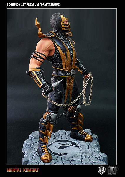 Meet Syco Collectibles 18 Scorpion Statue 15 Discount