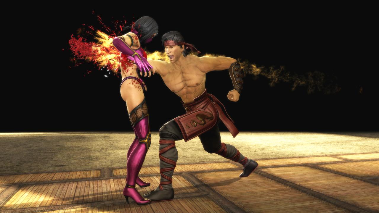 Mortal Kombat 9 Fatality