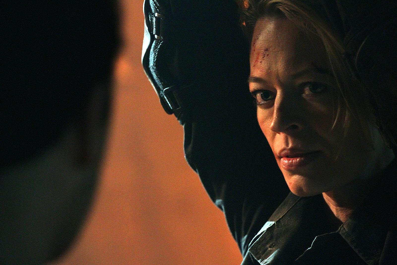Jeri Ryan As Sonya Blade - First Official Image • Mortal Kombat Secrets