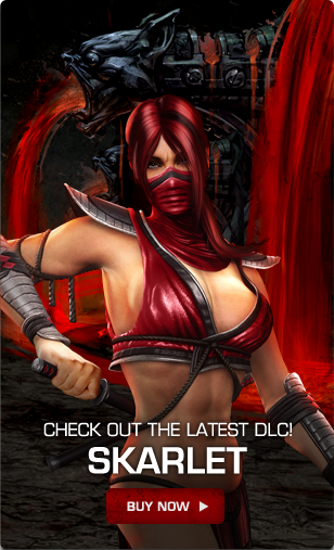 The Most Informative Mortal Kombat Source on the Web - Mortal Kombat