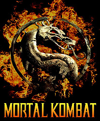 Mortal Kombat The Movie Logo